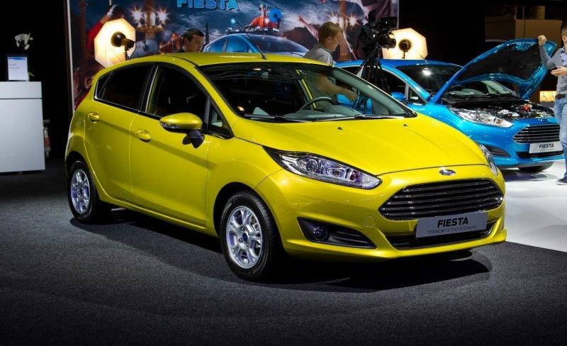 Bán xe Ford Fiesta  2014 mới tại Hà Nội giá 606 Triệu-0