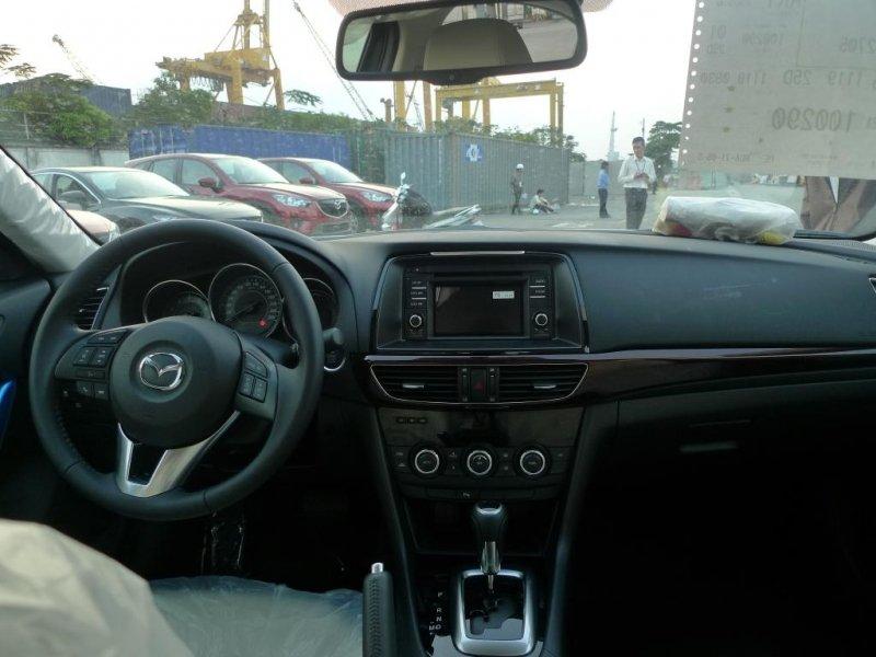 Bán xe Mazda CX 5 AT 2.0 2014 mới tại Hòa Bình giá 1 Tỷ 84 Triệu-8