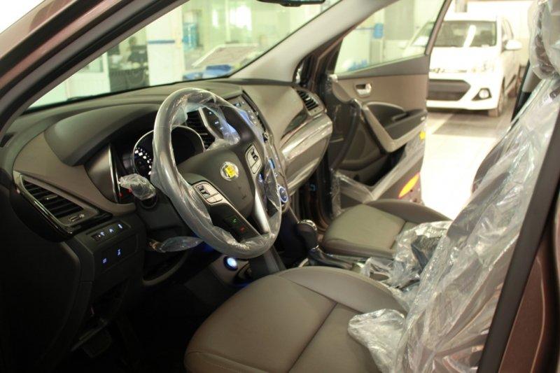 Bán xe Hyundai Santa Fe  2014 mới tại TP HCM giá 1 Tỷ 398 Triệu-9