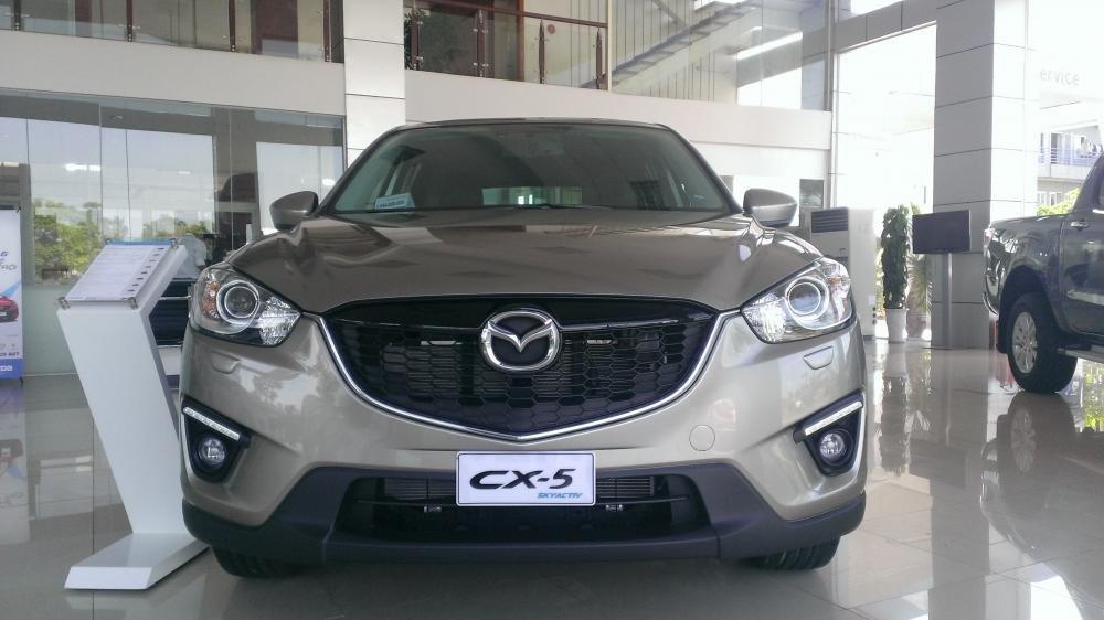Bán xe Mazda CX 5 CUV 2014 mới tại Ninh Bình giá 1 Tỷ 84 Triệu-1