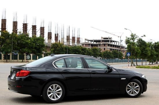 Bán xe BMW 5 Series  2013 cũ tại TP HCM giá 2 Tỷ 300 Triệu-1