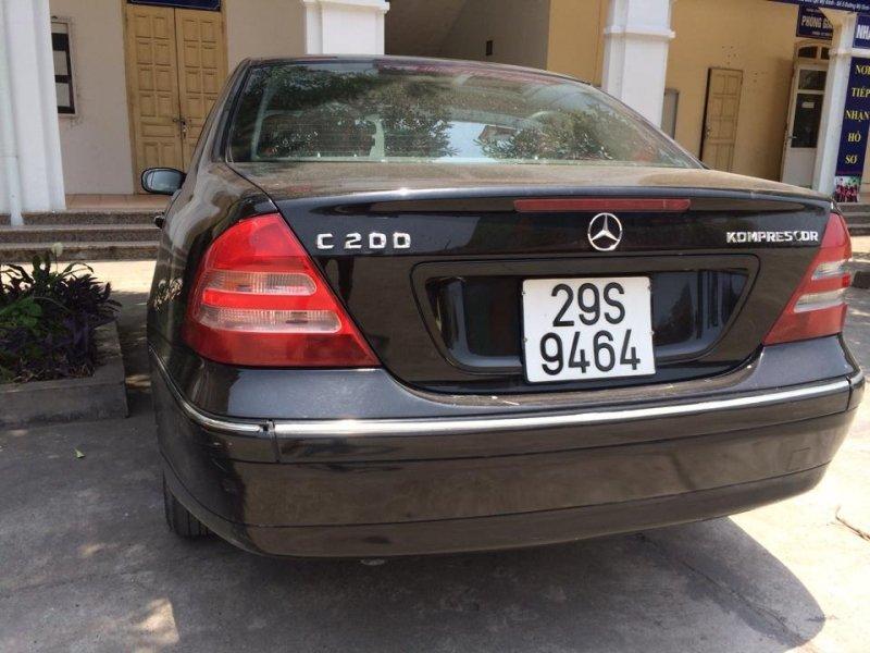 Bán xe Mercedes Benz C200  2003 cũ tại Hà Nội giá 330 Triệu-4