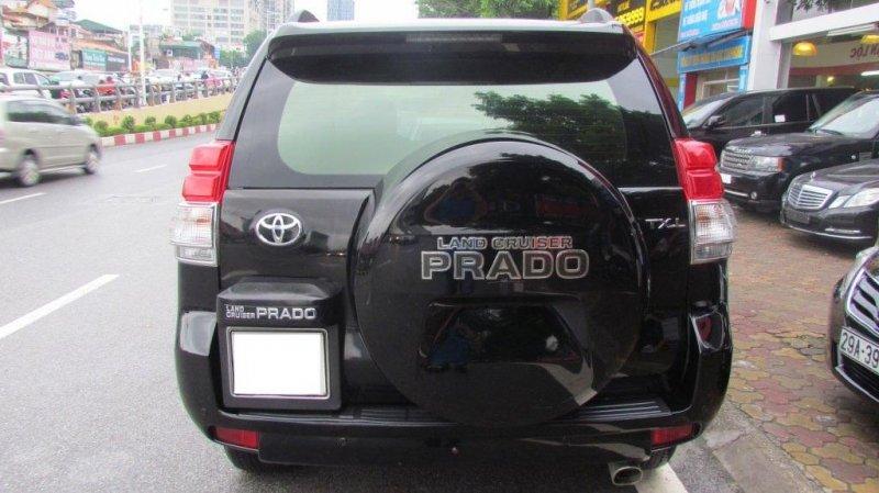 Bán xe Toyota Prado TXL 2.7 2009 cũ tại Hà Nội giá 1 Tỷ 630 Triệu-3