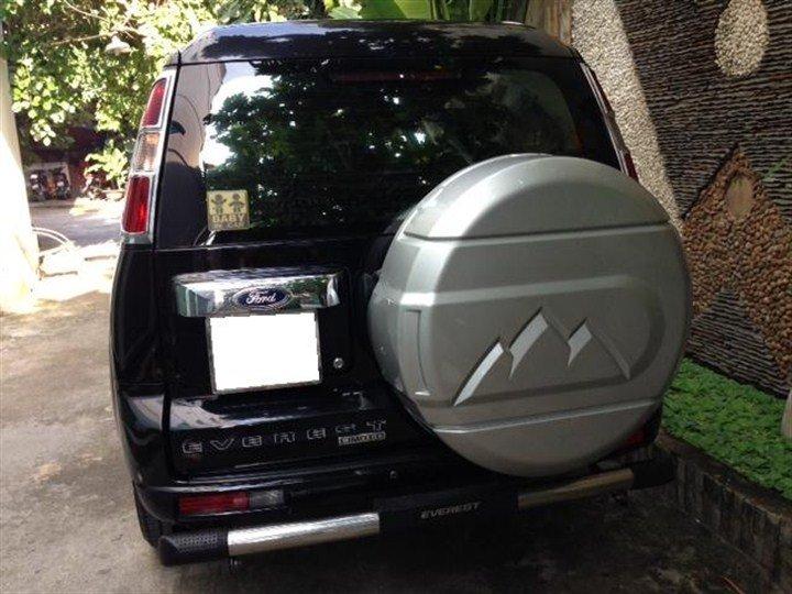 Bán xe Ford Everest Limited 2011 cũ tại TP HCM giá 649 Triệu-9