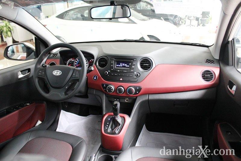 Bán xe Hyundai i10  2014 mới tại Lạng Sơn giá 417 Triệu-2