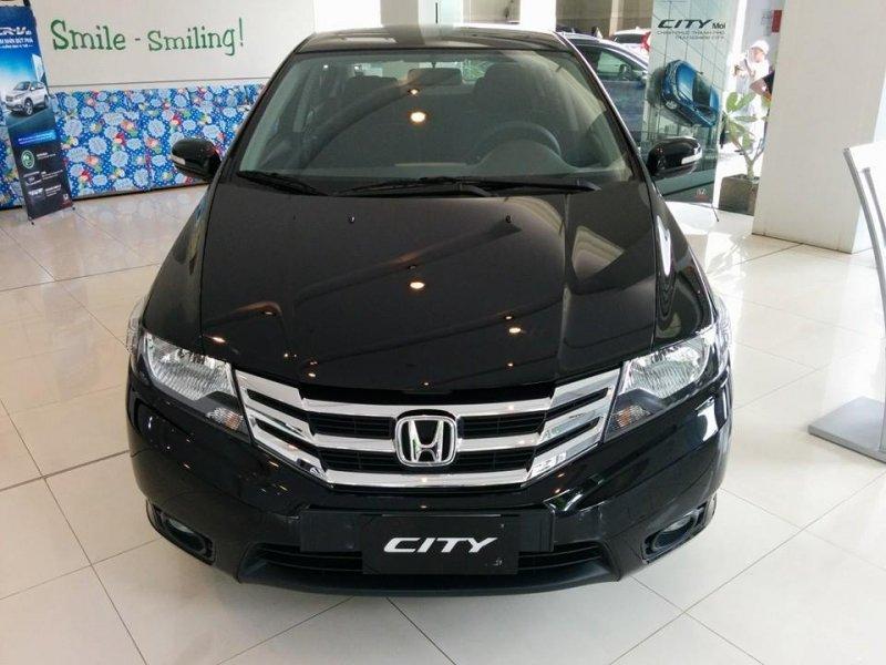 Bán xe Honda City 1.5AT 2014 mới tại Cần Thơ giá 540 Triệu-0