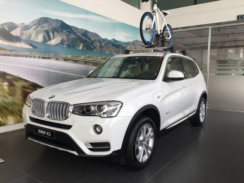 Bán xe BMW X3  2014 mới tại Hà Nội giá 2 Tỷ 148 Triệu-1
