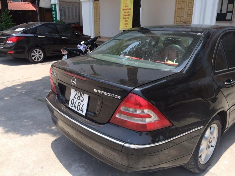 Bán xe Mercedes Benz C200  2003 cũ tại Hà Nội giá 330 Triệu-3