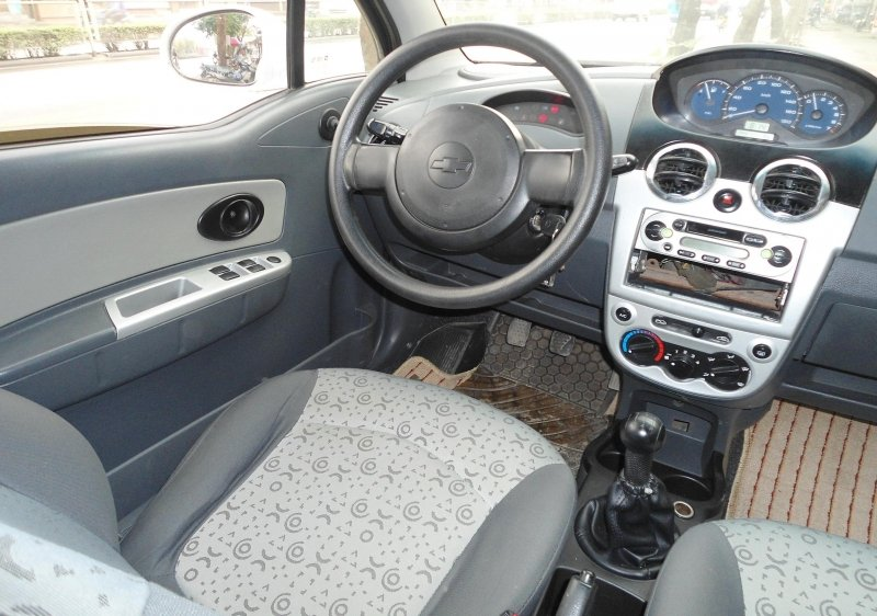 Bán xe Chevrolet Spark LX 2009 cũ tại Hải Phòng giá 158 Triệu-2