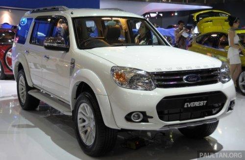 Bán xe Ford Everest 2014 2014 mới tại Hà Nội giá 774 Triệu-2