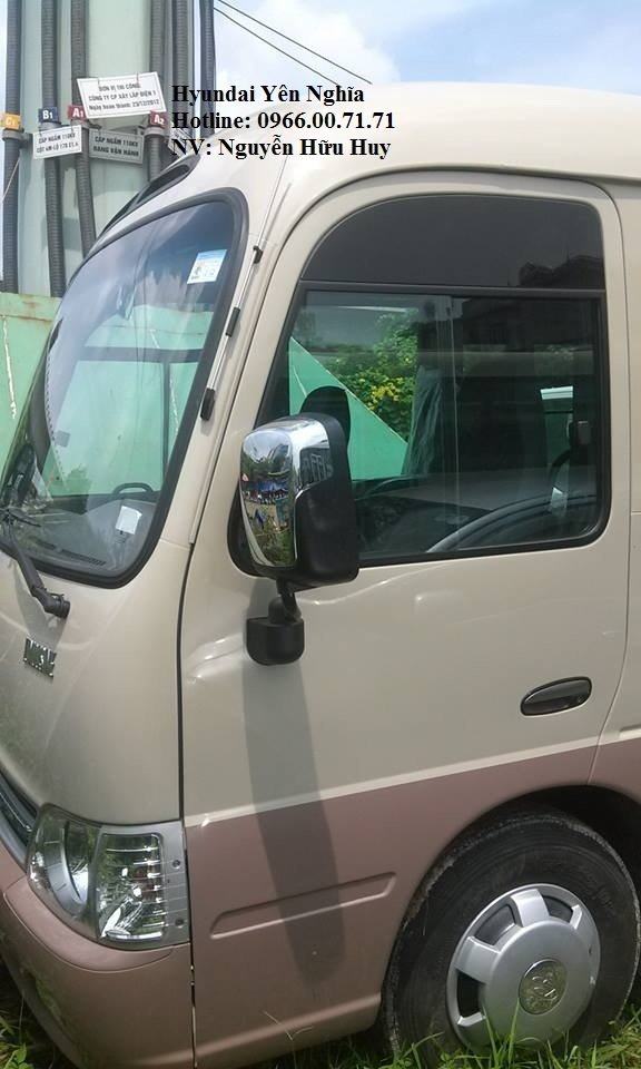 Bán xe Hyundai County Limosine 2014 mới tại Hà Nội giá 1 Tỷ 320 Triệu-0