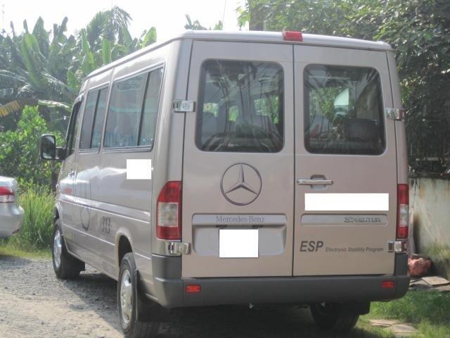 Bán xe Mercedes Benz Sprinter  2005 cũ tại Thừa Thiên Huế giá 530 Triệu-1