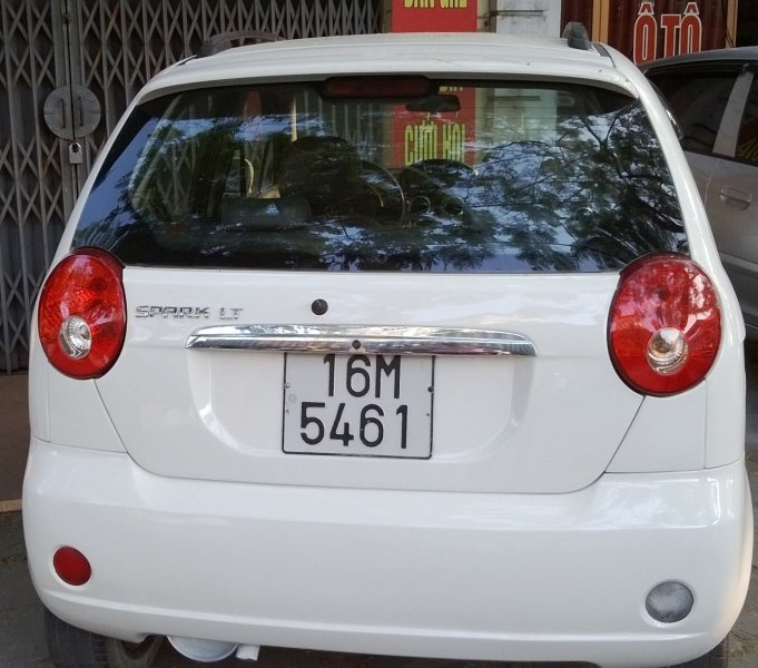 Bán xe Chevrolet Spark LX 2009 cũ tại Hải Phòng giá 158 Triệu-3