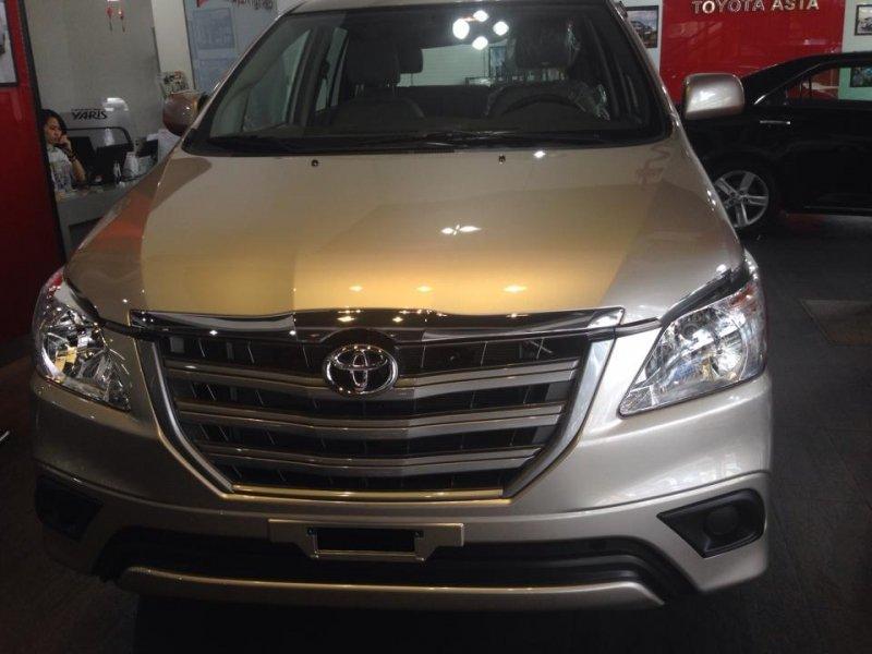 Bán xe Toyota Innova E 2014 mới tại TP HCM giá 700 Triệu-1