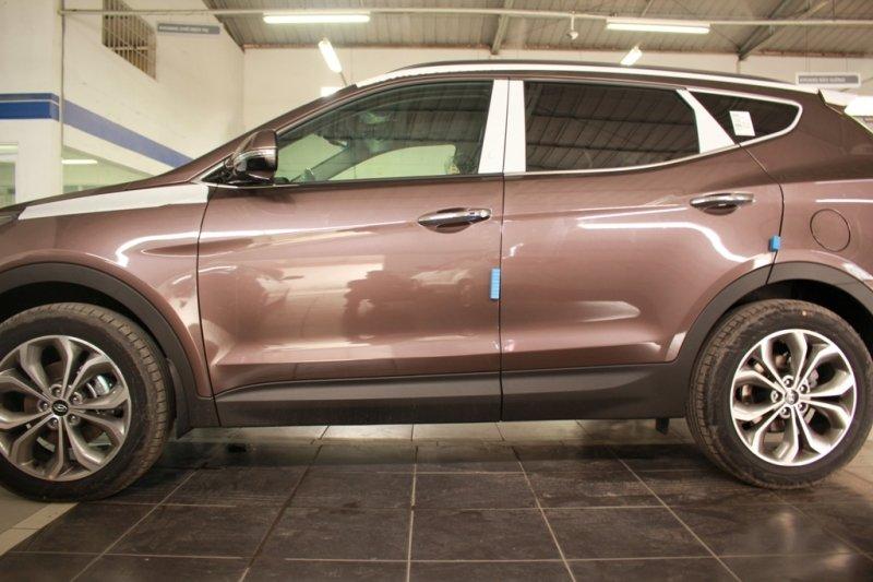 Bán xe Hyundai Santa Fe  2014 mới tại TP HCM giá 1 Tỷ 398 Triệu-1