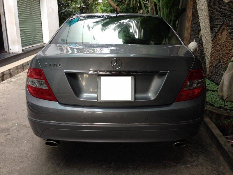 Bán xe Mercedes Benz C class 300 2011 cũ tại TP HCM giá 995 Triệu-9