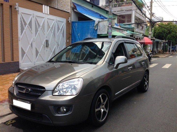 Bán xe Kia Carens  2011 cũ tại TP HCM giá 495 Triệu-0
