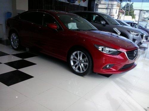 Bán xe Mazda 6 2014 2014 mới tại Quảng Ngãi giá 1 Tỷ 124 Triệu-2