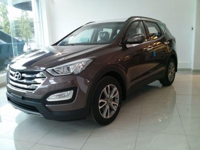 Bán xe Hyundai Santa Fe  2014 mới tại Quảng Bình giá 1 Tỷ 440 Triệu-3