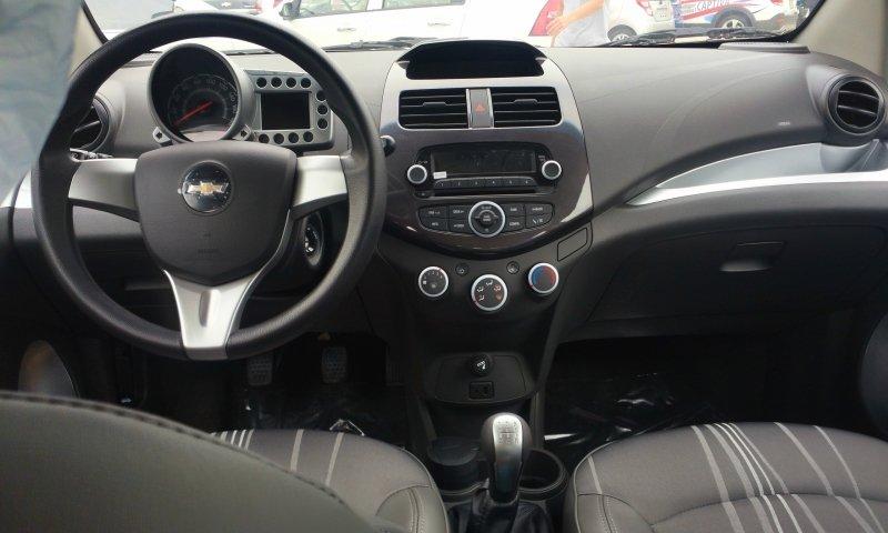 Bán xe Chevrolet Spark LT 2014 mới tại Hà Nội giá 340 Triệu-4