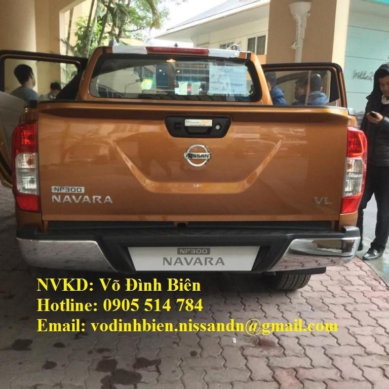 Bán xe Nissan Navara  2015 mới tại Đà Nẵng giá 645 Triệu-0