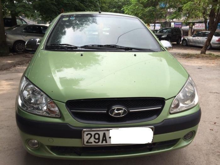 Bán xe Hyundai Getz  2009 cũ tại Hà Nội giá 325 Triệu-0