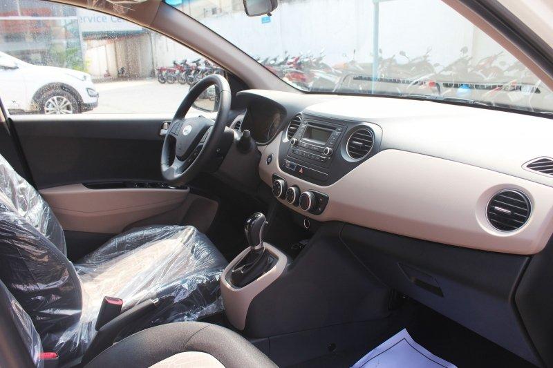 Bán xe Hyundai i10 Grand i10  2014 mới tại TP HCM giá 450 Triệu-4