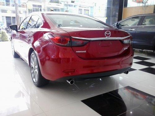 Bán xe Mazda 6 2014 2014 mới tại Quảng Ngãi giá 1 Tỷ 124 Triệu-7