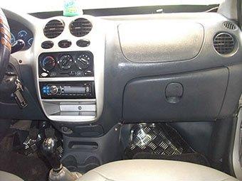Bán xe Daewoo Matiz SE 2003 cũ tại TP HCM giá 128 Triệu-4