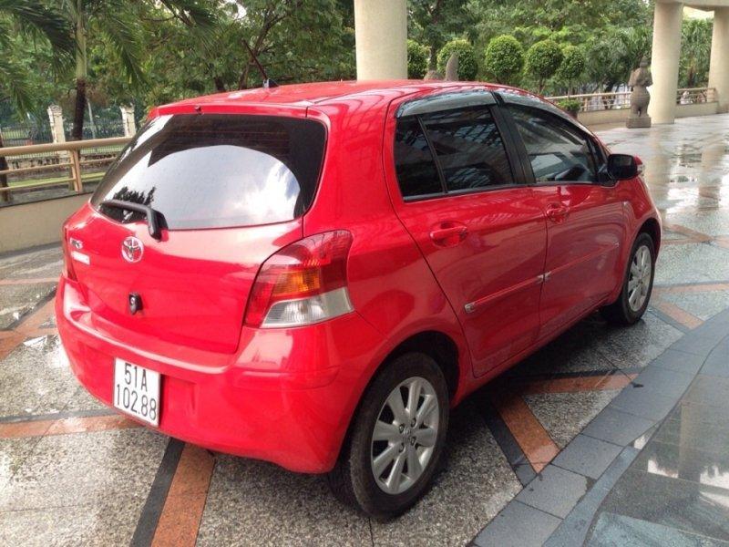 Bán xe Toyota Yaris G 2011 cũ tại TP HCM giá 579 Triệu-2