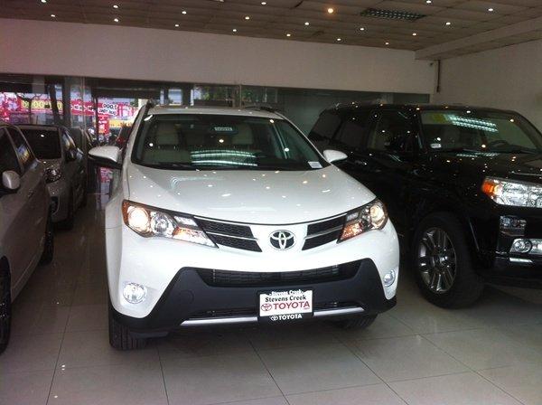 Bán xe Toyota RAV4 Limited 2015 mới tại Hà Nội giá 2 Tỷ 1 Triệu-1