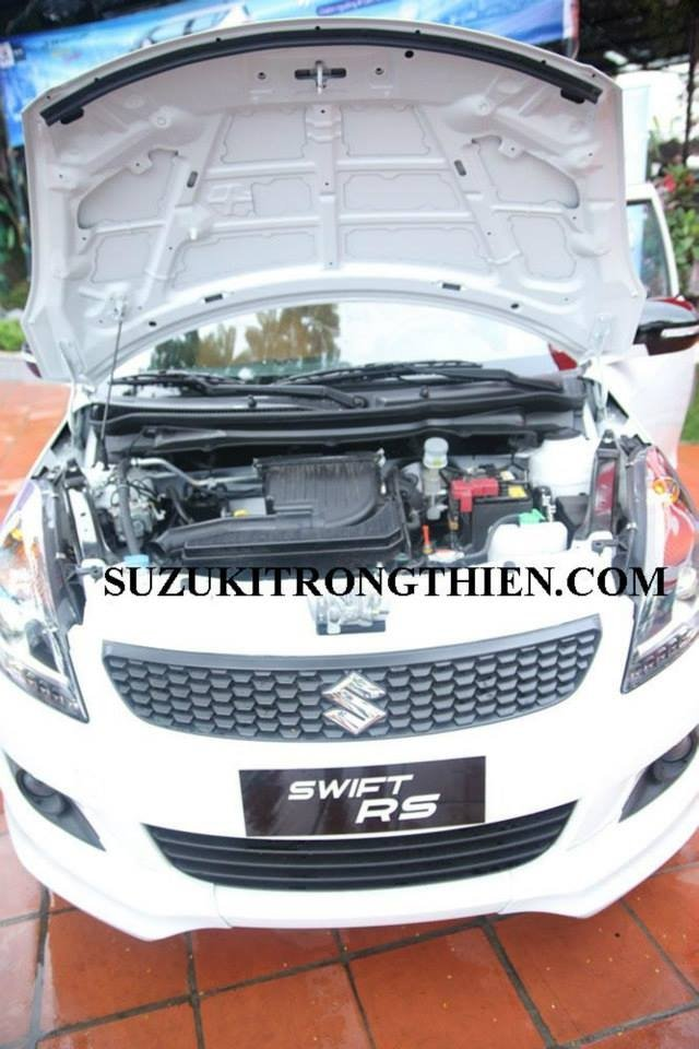 Bán xe Suzuki Swift B 2014 mới tại Hải Phòng giá 559 Triệu-2