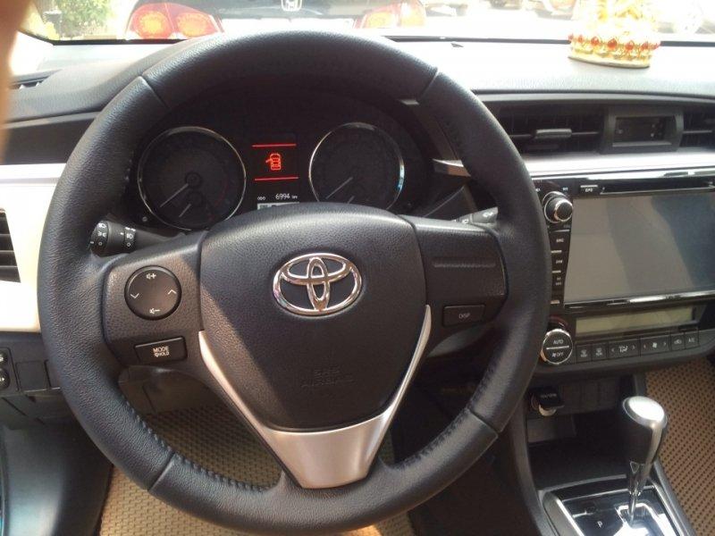 Bán xe Toyota Corolla altis  2015 cũ tại Hà Nội giá 880 Triệu-7