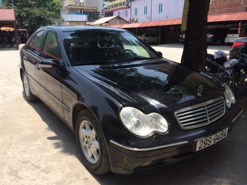 Bán xe Mercedes Benz C200  2003 cũ tại Hà Nội giá 330 Triệu-0