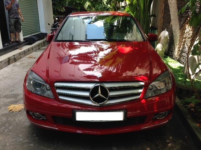 Bán xe Mercedes Benz C class C200 2011 cũ tại TP HCM giá 915 Triệu-0
