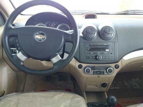 Bán xe Chevrolet Aveo MT 2014 mới tại Hà Nội giá 418 Triệu-4
