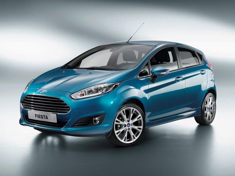 Bán xe Ford Fiesta  2014 mới tại Hà Nội giá 606 Triệu-3