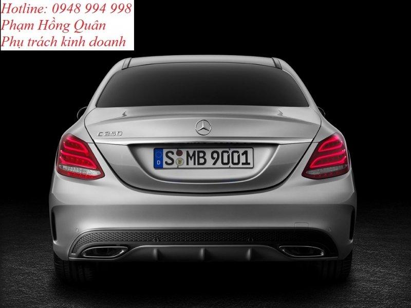 Bán xe Mercedes Benz C class  2014 mới tại Hà Nội giá 1 Tỷ 559 Triệu-1