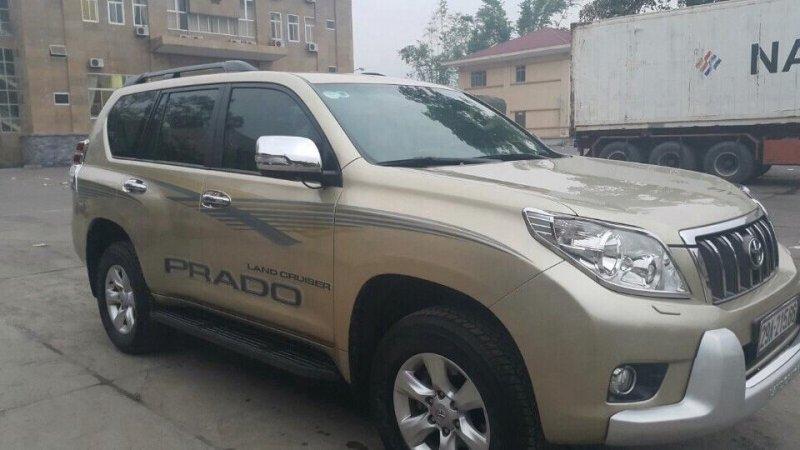 Bán xe Toyota Prado  2011 cũ tại Hà Nội giá 1 Tỷ 800 Triệu-3