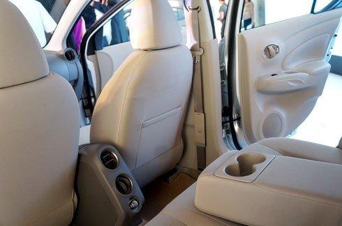 Bán xe Nissan Sunny  2015 mới tại Quảng Ngãi giá 485 Triệu-4