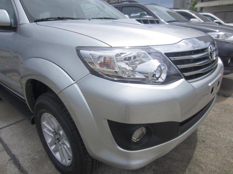 Bán xe Toyota Fortuner G 2.5 2014 mới tại TP HCM giá 890 Triệu-0