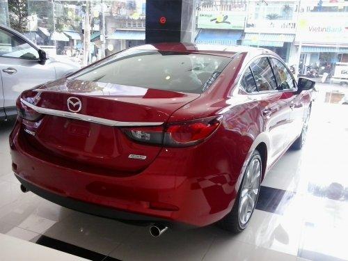 Bán xe Mazda 6 2014 2014 mới tại Quảng Ngãi giá 1 Tỷ 124 Triệu-6