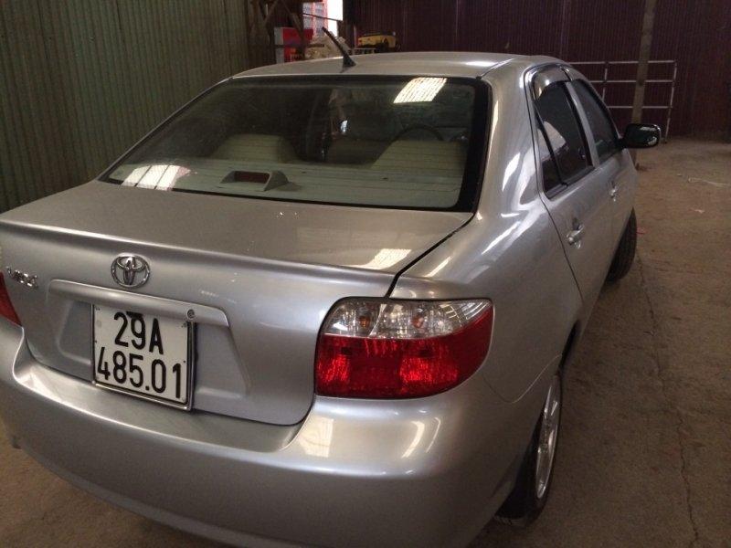 Bán xe Toyota Vios  2005 cũ tại Hà Nội giá 305 Triệu-2