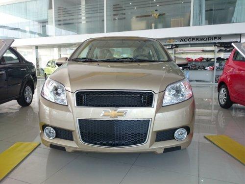 Bán xe Chevrolet Aveo MT 2014 mới tại Hà Nội giá 418 Triệu-0