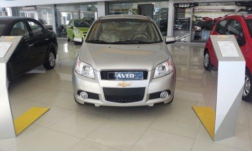Bán xe Chevrolet Aveo MT 2014 2014 mới tại Hà Nội giá 410 Triệu-0