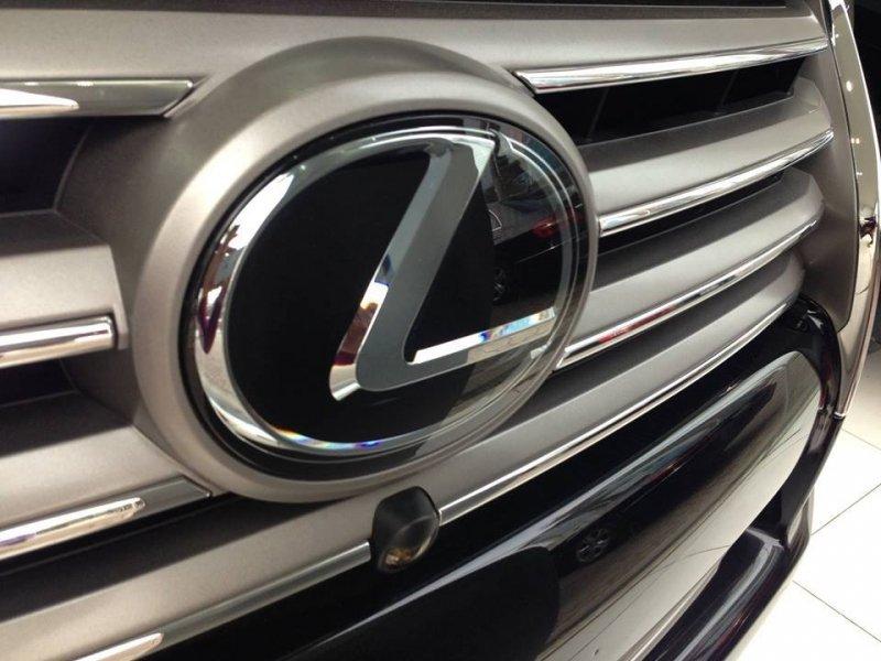 Bán xe Lexus LX 570 2015 mới tại Hà Nội giá 5 Tỷ 550 Triệu-3