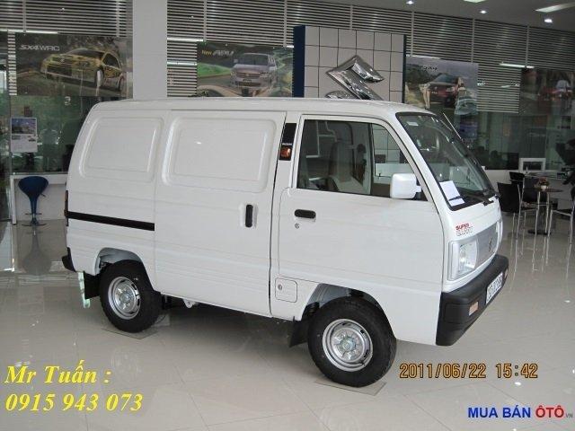 Bán xe Suzuki Super Carry Van xe bán tải 2014 mới tại Hà Nội giá 240 Triệu-1