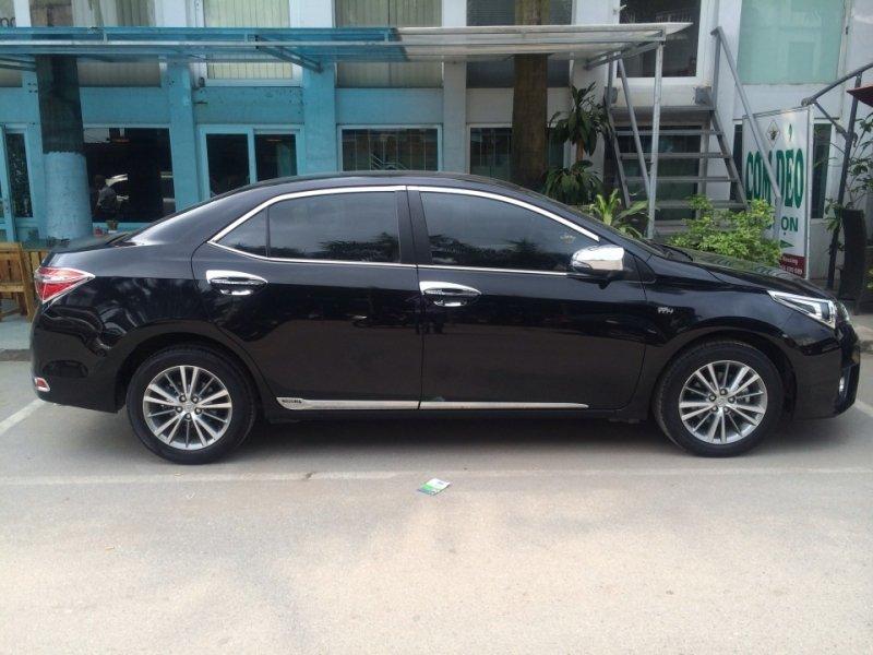 Bán xe Toyota Corolla altis  2015 cũ tại Hà Nội giá 880 Triệu-4
