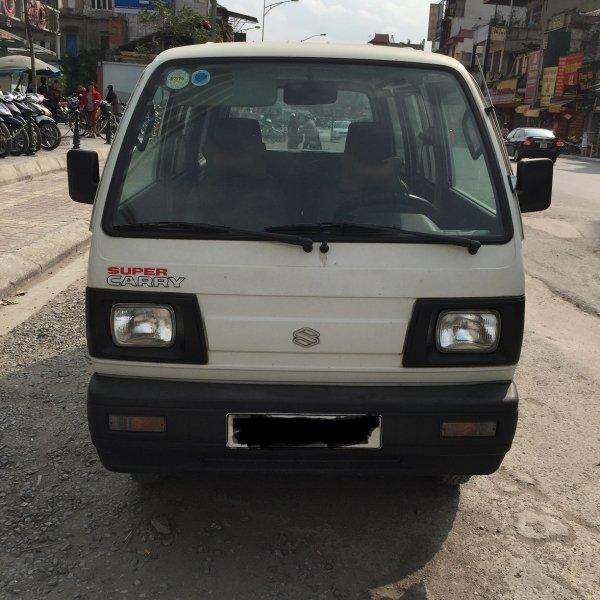 Bán xe Suzuki Carry  2007 cũ tại Hà Nội giá 216 Triệu-0