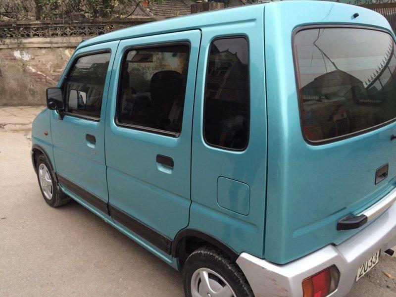 Bán xe Suzuki Wagon R+  2007 cũ tại Hà Nội giá 165 Triệu-4